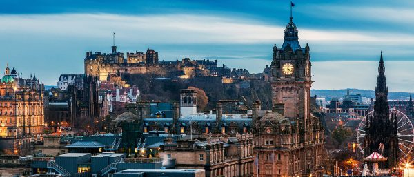 ECA Edinburgh Most Liveable City for Expats by RoosterPR