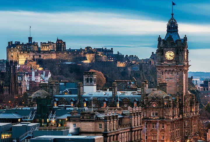 Edinburgh Remains Most Liveable UK City For European Expats