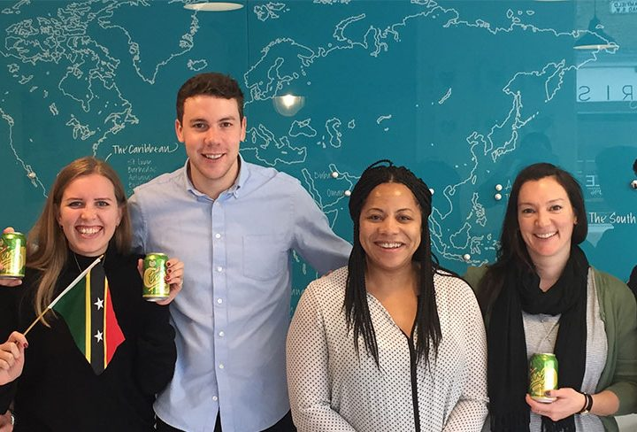 St. Kitts Brings Kittitian Limin' Spirit to London and Newcastle Agents