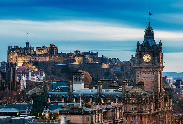 Edinburgh Remains Most Liveable UK City For European Expats