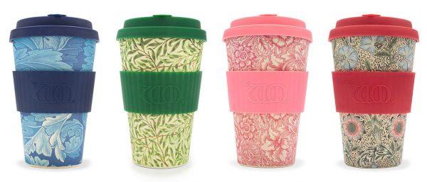 EcoffeeCup-EcoffeeCup&WilliamMorrisPartnershipRaises£60,000ToFundCulturalProgrammesforLondonChildren-RoosterPR