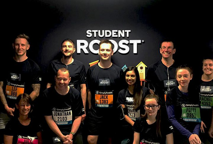 Birmingham's Best: Student Roost Close To Raising £30K For Charity Ahead of Three Peaks Challenge