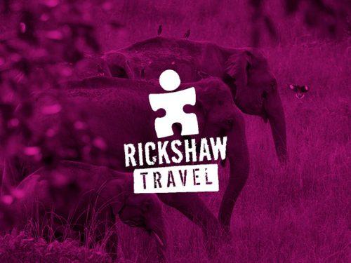 Rickshaw travel PR by Rooster