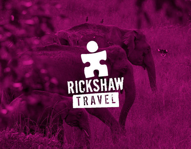 Rickshaw travel PR by Rooster