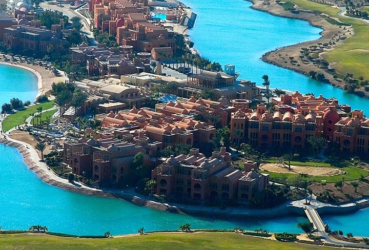 El Gouna, The Red Sea's Sustainable Town, Reports Rapid Growth In British Visitors