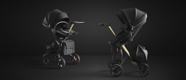 Stokke Launches New Xplory Gold Limited Edition Stroller by Rooster PR