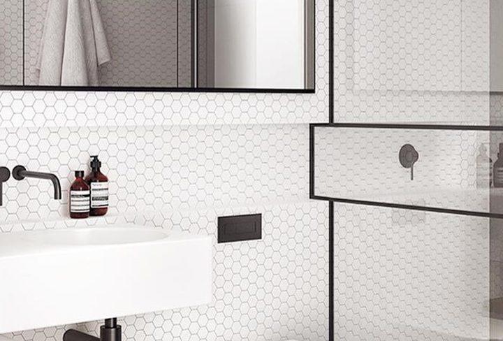 Get Inspired by Sleek Swedish Bathroom Design