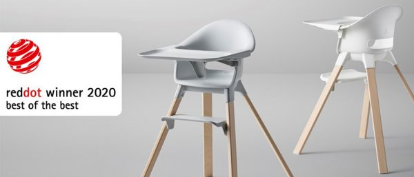 Stokke Clikk: Red Dot Design Award 2020 Best of the Best