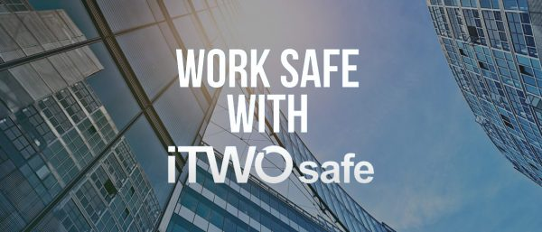 Work safe with iTWOSAFE's COVID safety tracking technology