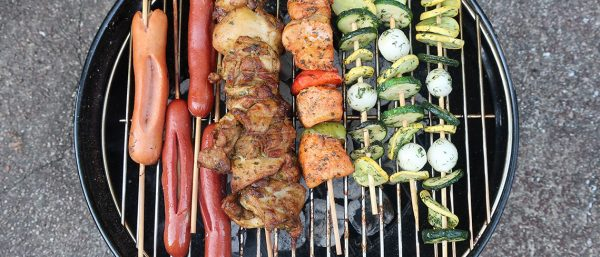 A great British barbecue, inspired by these tips from Contura.