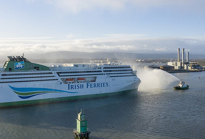 A Safer Way to Get Away: Irish Ferries Launches New Measures to Welcome Ferry Passengers this Summer