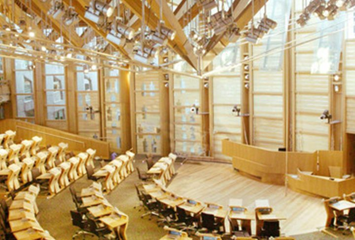 Scottish Parliament Counts on UK Live Streaming Expert for Virtual Leaders Questions