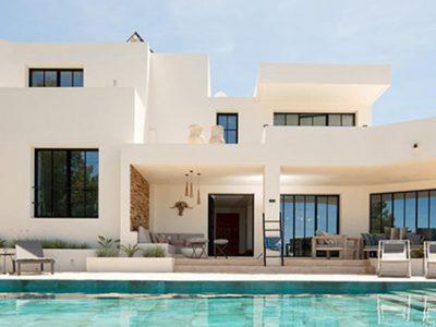 A villa in Spain