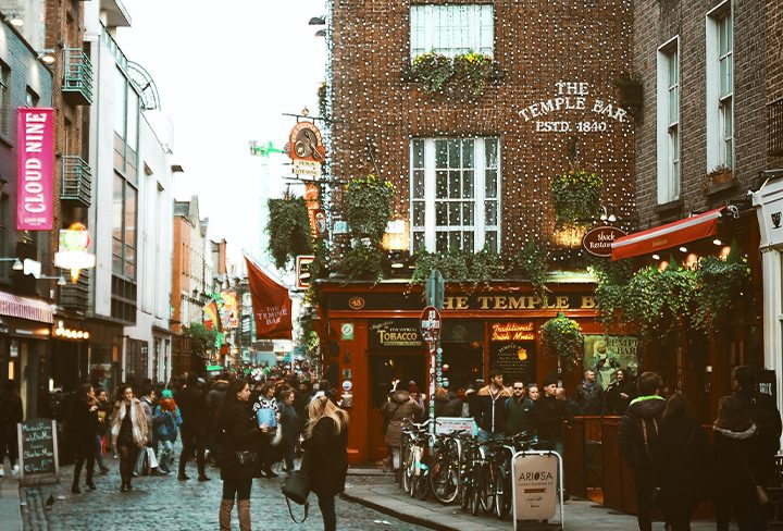Dublin Drops Out of Top 10 Most Liveable Cities in the World Due to Lockdowns