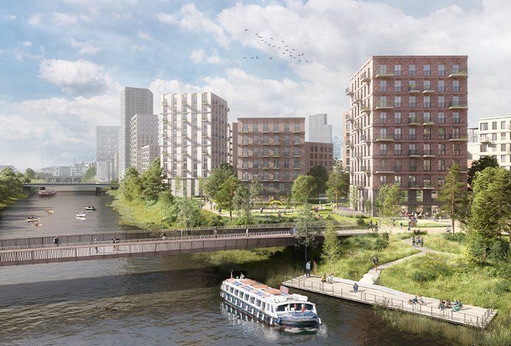 Vastint UK Unveils Plans for Major Cardiff City Regeneration Scheme