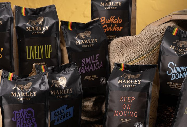 Rooster Full of Beans to Kick Start the Year with Marley Coffee