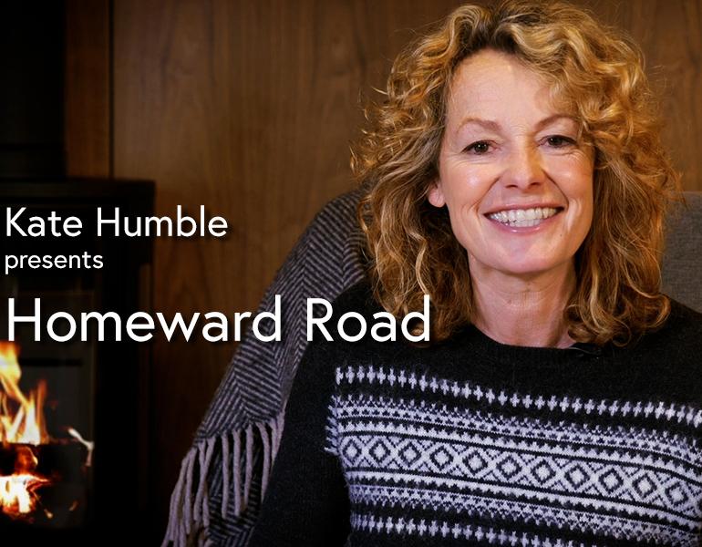 The thumbnail for Fireside Storytelling, episode 2, Homeward Road..