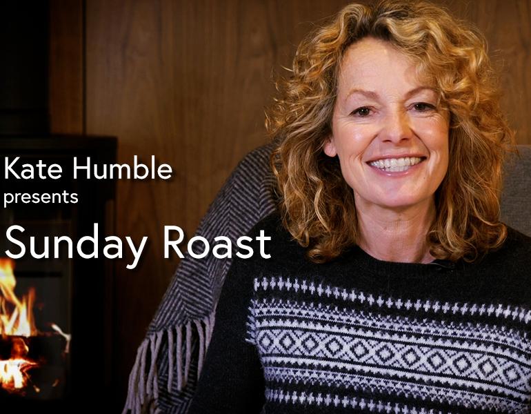 The thumbnail for Fireside Storytelling, episode 4, Sunday Roast..
