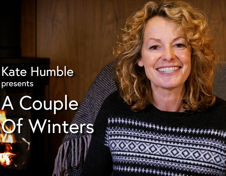 The thumbnail for Fireside Storytelling, episode 5, A Couple of Winters.