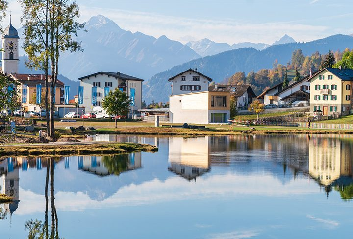 LAAX's Mysterious Waters – Disappearing Lakes, Alpine Beaches, and Secret Islands
