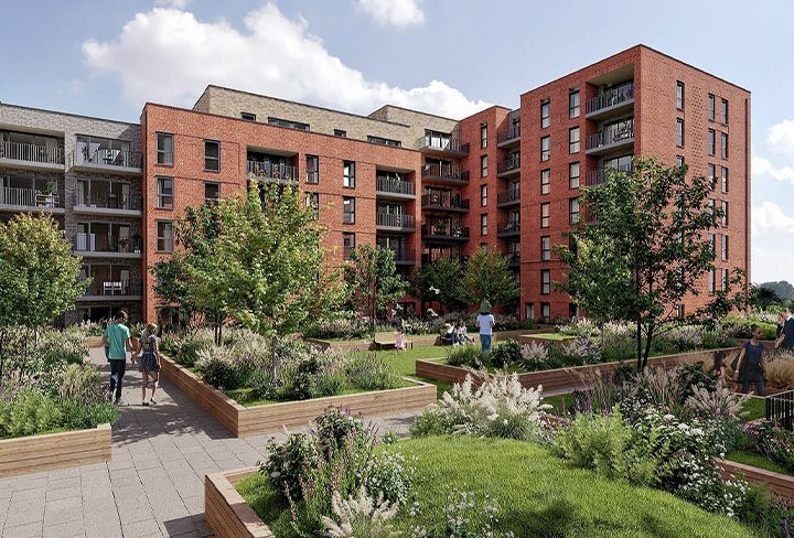 NewHayes, the Most Affordable Property Development in West London Launches