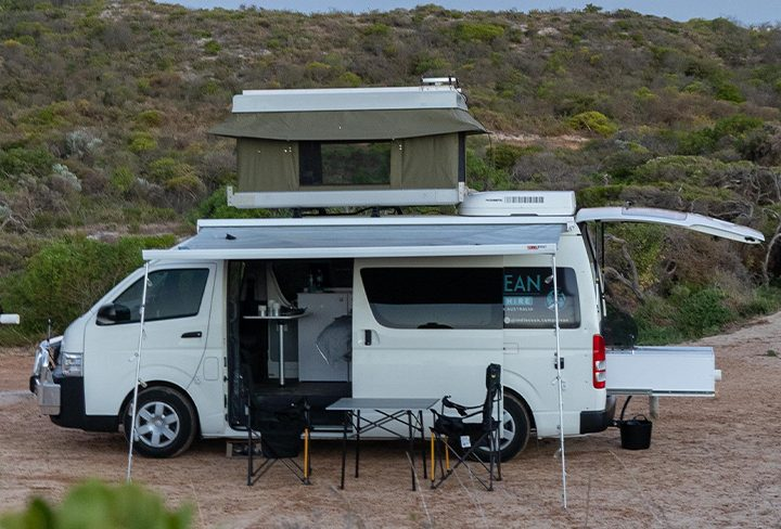Staycation Boom: How to Earn Income from Your Campervan or Motorhome